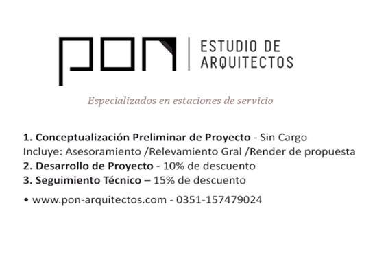 Pon, estudio de arquitectos
