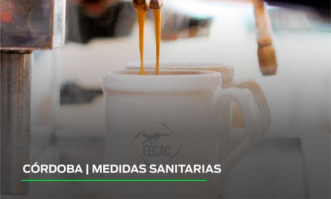 Nuevas medidas para Provincia de Córdoba